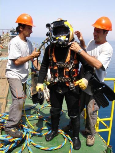 deep sea technology 30
